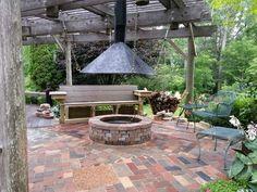 Patio Pergola, Deck With Pergola, Pergola Shade, Pergola Plans, Backyard Landscaping, Landscaping Ideas, Pergola Kits, Pergola Ideas, Backyard Ideas