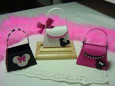 Party favors Minnie Mouse Purse