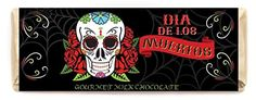 The MintBox B2433 Dia De Los Muertos Gourmet Milk Chocolate Bar 24 Pack >>> Click image for more details.
