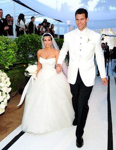 Buy a Copy of Kim Kardashian's Wedding Dress — for $1,600 | Kim ...