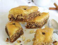 baklava/μπακλαβάς (greek sweet)