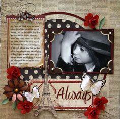 **Swirlydoos**  Always, Mon Amour - Scrapbook.com