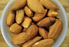 We are #nuts about #almonds! Check out our individual nut packs or grab our pre made #trailmix!