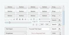 Smooth UI Kit   Pixel Pixel Pixel // Free Jetpacks for Designers