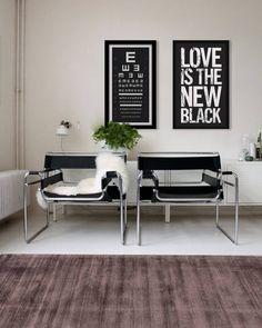 Diseño Icónico : Salas de estar modernas por Gaia Design