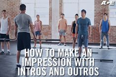 According to recent research, the first and last five minutes of a class or session hold the potential for the most impact. Whether you're a personal trainer or group fitness instructor, learn how to make an impression when it counts.