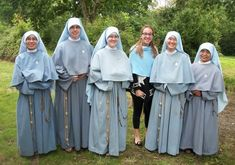 Franciscan Sisters of the Immaculate visiting the Monastery of the Visitation Waldron The Nun's Story, Religion, Dear Sister, Spiritual Path, Best Places To Live, Lutheran, Roman Catholic, My Passion, Holy Spirit