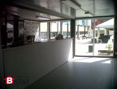 Construcci n modular bar modular en la playa caseta for Construccion modular prefabricada