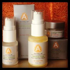 Organic Beauty Giveaway!  Click to enter to win over $160 of potent, natural Avitalin Skincare products!