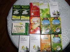 Ceaiurile si beneficiile acestora.