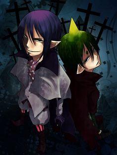 Mephisto Pheles and Amaimon