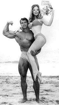 Betty Brosmer – model, bodybuilder, and fitness guru Joe Weider, Arnold Schwarzenegger, Betty Brosmer, Mr Olympia, Bodybuilding Poster, Female Bodybuilding, Bodybuilding Fitness, Bodybuilder, Fitness Models