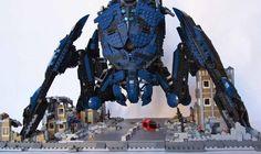 Mass Effect Lego Reaper ftw