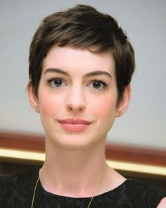 Anne Hathaway pixie cut. Going to get this tomorrow probably. What do you think?