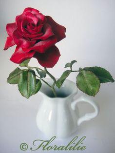 Zucker Rose von Floralilie