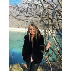 Nature, lake and mountain.