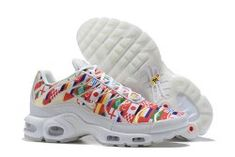 1582739b552 New Style Nike Air Max Plus Tn NIC QS International Flag White Multi-color  AO5117