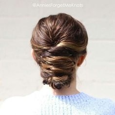 Hairstyle by @annieforgetmeknots Wedding Updo, Hair Day, Cute Hairstyles, Updos, Locks, Hair Makeup, Make Up, Long Hair Styles, My Style