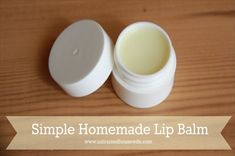 How to Make Homemade Peppermint Lip Balm http://herbsandoilshub.com/how-to-make-homemade-peppermint-lip-balm-2/ This is a nice, simple lip balm recipe with easy to follow directions.