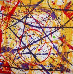 arte abstracto moderno