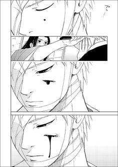 Tobirama e Hashirama 4