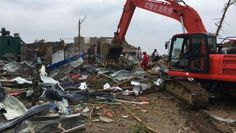 China mounts rescue efforts as tornado toll rises - AFP