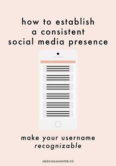Make your username recognizable with these tips for establishing a consistent