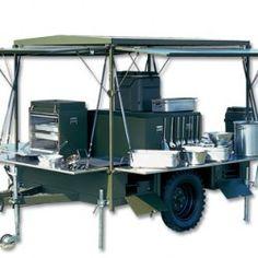 Trailer Mounted Kitchen CF84