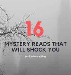 Add these mystery books to your 2019 reading list -- they're sure to shock you! Book Club Books, Books To Read, My Books, Book Clubs, Best Mystery Books, Mystery Novels, Best Quotes From Books, Book Quotes, Reading Lists