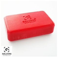 Galzone Red Soap Bar: Amazon.co.uk: Kitchen & Home