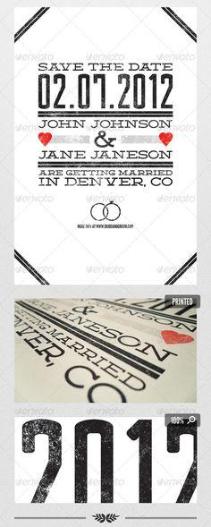 grunge-wedding-invitation-template