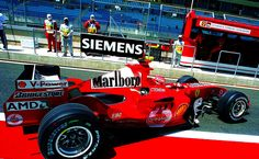 scuderia-f1:  Michael Schumacher