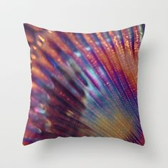 glass Throw #Pillow by Sylvia Cook Photography - $20.00 #homedecor