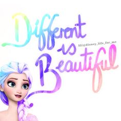 Frozen~different Elsa