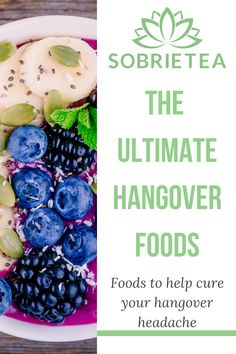 After an evening of drinking, your body is dehydrated and is craving to be replenished. Learn what the ultimate hangover foods are and which ones to eat to cure your hangover headache quicky. Organic Lifestyle, Vegan Lifestyle, Organic Living, Natural Living, Health And Fitness Magazine, Health Fitness, Wellness Tips, Health And Wellness
