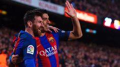 Barcelona 3-0 Sevilla: Màn dạo chơi của Messi và đồng đội