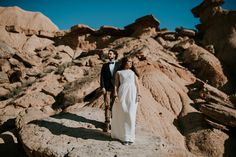 Beatrice de Guigne | The Quirky – www.the-quirky.com | desert wedding