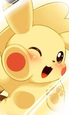#pikachu #reflex #mirror #glass #pokemon