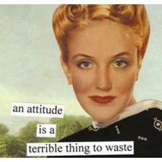 ann taintor | Anne Taintor napkins, attitude