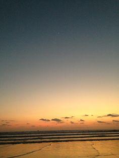 Aftee Sunset @ Double Six Bali