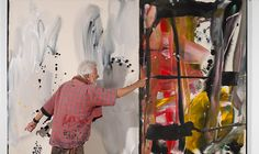 """""""I Just Wait Until It Goes 'Pow!'"""": Abstract Painter Ed Moses on His Methodical and Intuitive Process"""