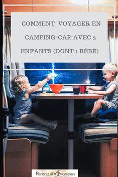Voyager en camping-car avec 3 enfants dont 1 bébé c'est possible. Rencontre avec Jill qui a d'abord parcouru l'Amérique du sud en 4x4 avant d'acheter son camping-car. #podcast Vans Vintage, Voyage En Camping-car, Road Trip, Interview, Destinations, Camping Car, Parents, 4x4, Family Camping