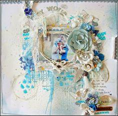 2Crafty - Inspiration by Felicity Wilson