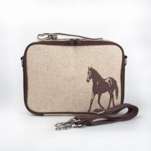 SoYoung Brown Horse Lunchbox