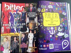 Bitter Dergi Kasım sayısındayız