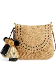 "New Cheap Bags. The location where building and construction meets style, beaded crochet is the act of using beads to decorate crocheted products. ""Crochet"" is derived fro Crochet Handbags, Crochet Purses, Crochet Bags, Crochet Designs, Crochet Patterns, Sacs Design, Crochet Shell Stitch, Macrame Bag, Craft Bags"