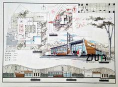 点击查看源网页 #architectureportfolio