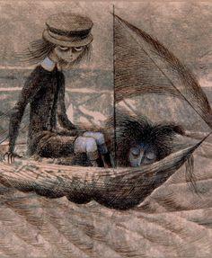 Biografía – Remedios Varo Remedios Varo Illustration Art, Illustrations, Mark Rothko, Surreal Art, Artist At Work, Art Reference, Horror, Spirit, Tutorials