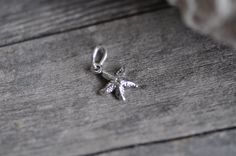 Mini Star Fish Sterling Silver Charm Pendant Made in USA by Pearlwearbeads on Etsy