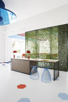 84 Best Office Receptions images in 2019 | Lobby design ...